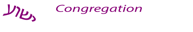 Congregation Shema Yisrael Logo